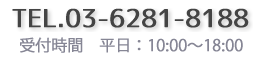 03-6281-8188